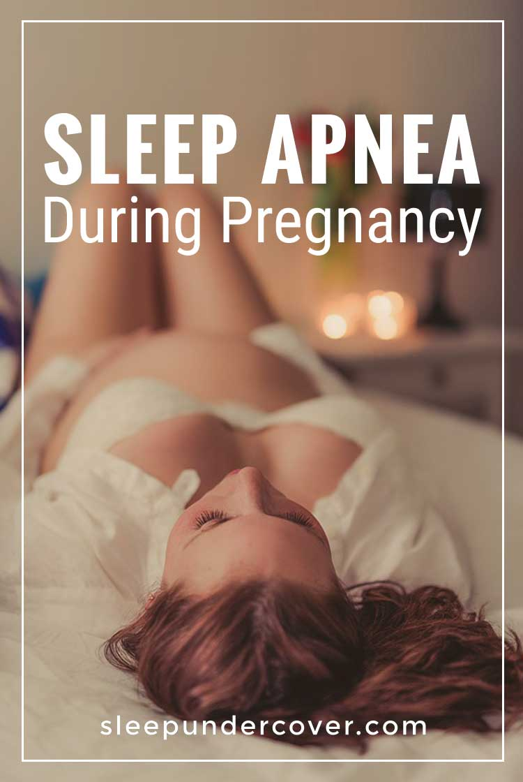 - SLEEP APNEA DURING PREGNANCY - One such sleep disorder that happens during pregnancy and shouldn't be ignored is sleep apnea.
