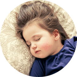 sleep apnea symptoms in kids