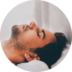 sleep apnea symptoms in men