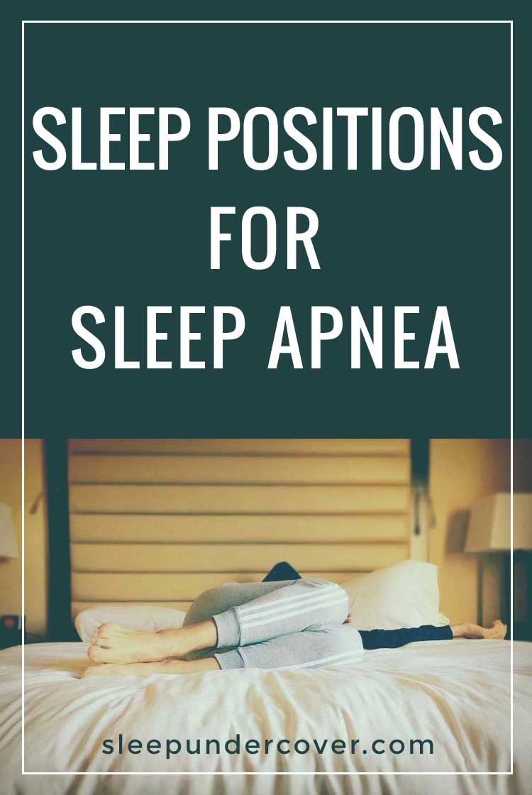 SLEEP POSITIONS FOR SLEEP APNEA - A serious condition like sleep apnea could be affected by something as simple as the position in which a person sleeps. But it's true.