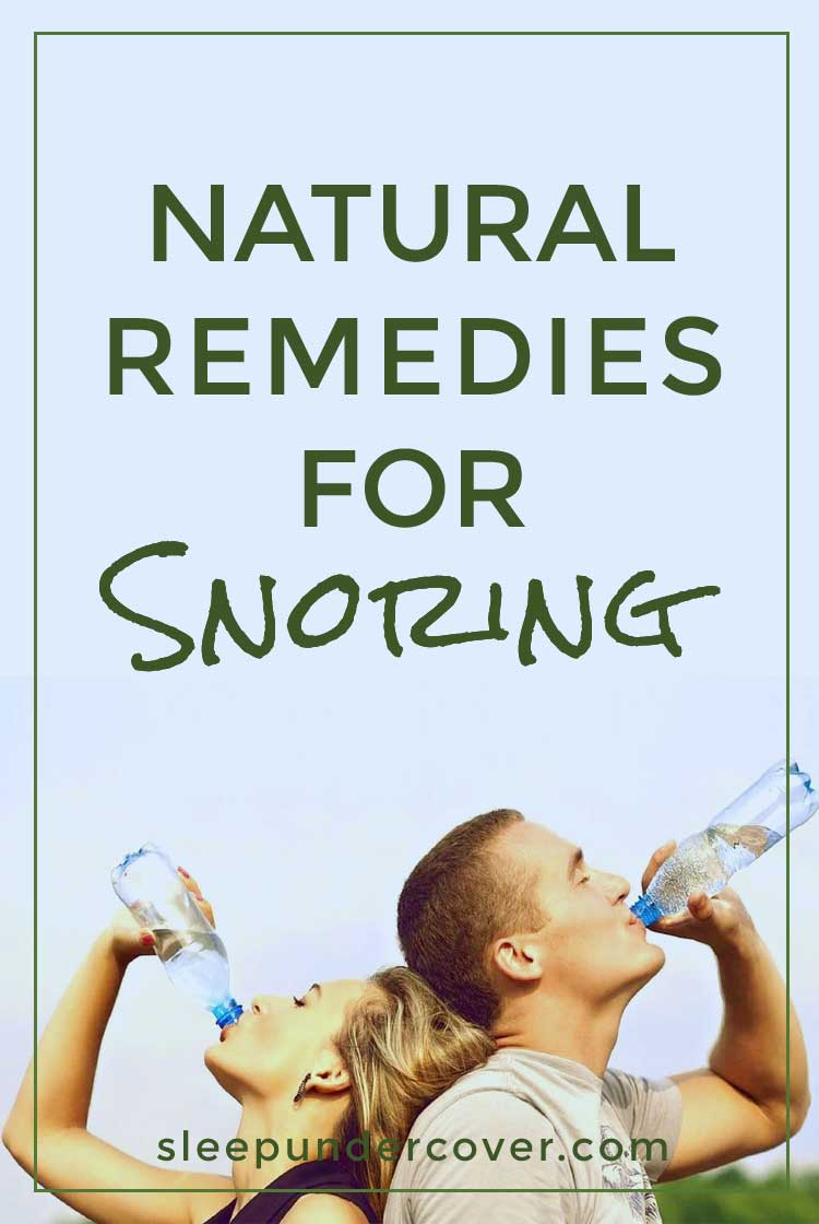 - NATURAL REMEDIES FOR SNORING - Using these natural remedies (along with the possible help of a doctor) will allow you to get down to the bottom of your snoring problem.