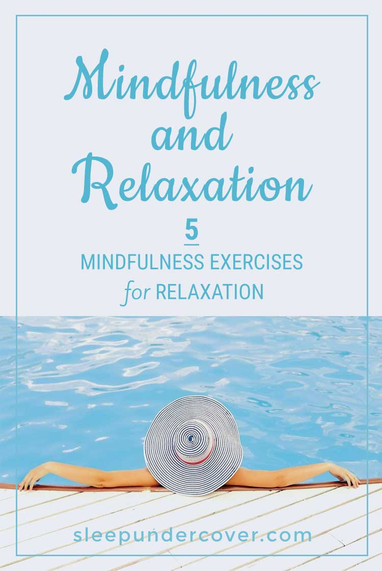 - MINDFULNESS AND RELAXATION - Did you know that your body actually has a built-in relaxation response that you can choose to engage almost any time? You don't have to succumb to the pressures of life.