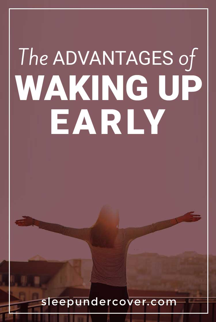 - ADVANTAGES OF WAKING UP EARLY - Some successful people are night owls, right?! But  most successful people tend to be early risers. Here's why...