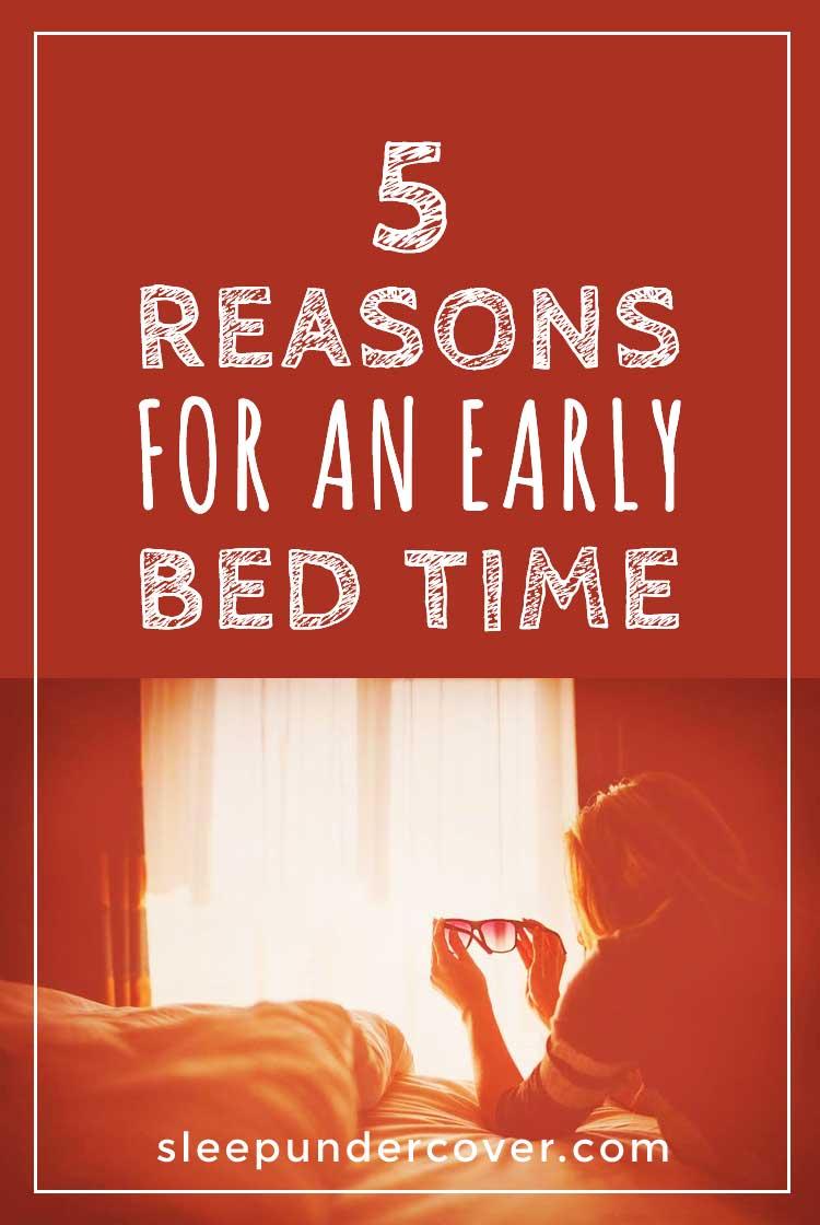 - HEALTH BENEFITS OF SLEEPING EARLY - Take a look at these important factors of your life that are affected by an early bedtime. You could benefit significantly and you certainly won't regret it!