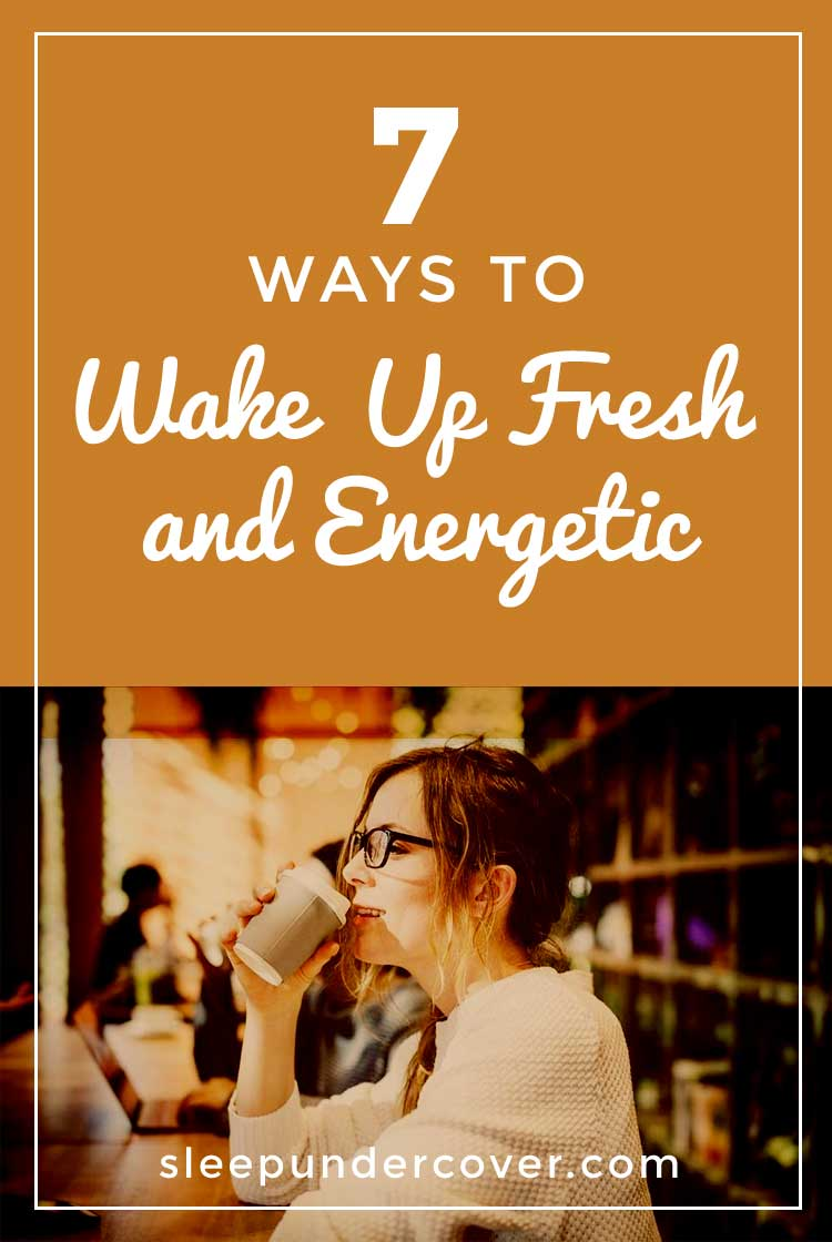 - WAKE UP FRESH AND ENERGETIC - change everything when it comes to waking up in the morning with freshness, vitality and energy. Get started today!