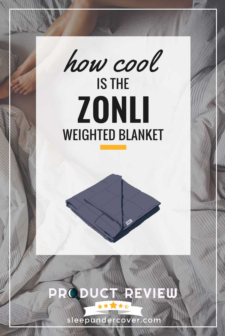 - ZONLI COOL WEIGHTED BLANKET REVIEW - We'll explore the cool features and benefits that you will find to be useful about this product.