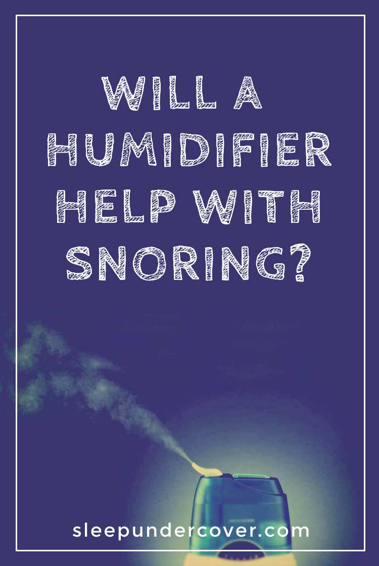 - WILL A HUMIDIFIER HELP WITH SNORING ?- One great thing about using a humidifier for snoring is that the person who does the snoring does not necessarily have to be responsible for it.