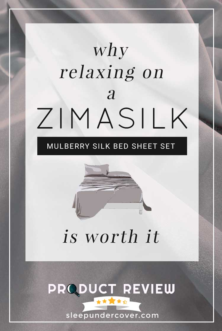 - ZIMASILK MULBERRY SILK BED SHEET SET REVIEW - We'll review the ZIMASILK sheets and give you the best insider information all gathered into one place.