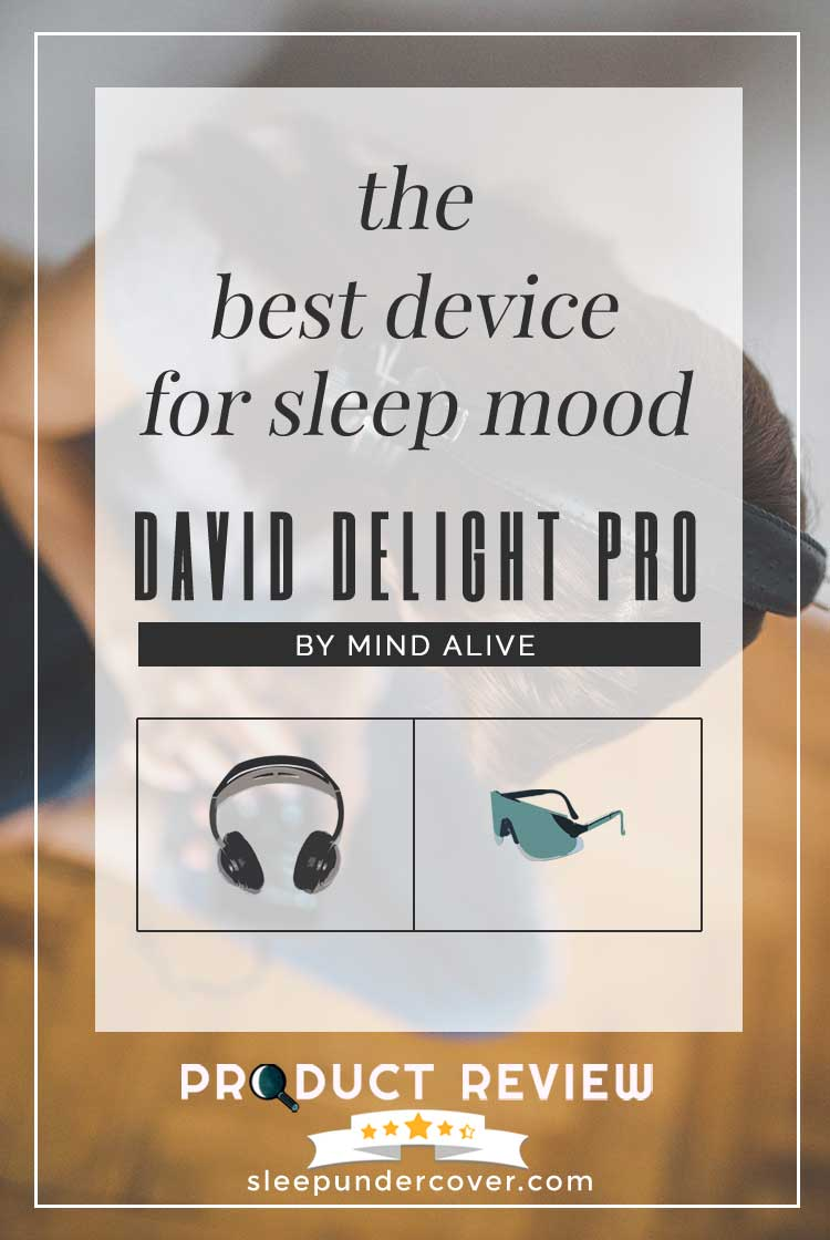 - DAVID DELIGHT PRO MIND ALIVE REVIEW - Here we'll feature the DAVID Delight Pro. This popular Light and Sound machine by Mind Alive offers safe and effective brain stimulation