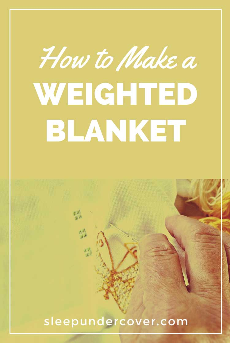 - HOW TO MAKE A WEIGHTED BLANKET - Weighted blankets are recommended by occupational therapists and other professionals who know them to be a natural way to promote mental, emotional and physical health.
