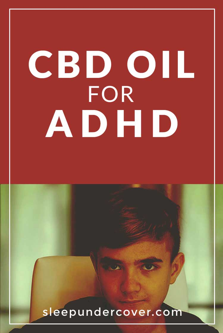 - CBD OIL FOR ADHD - Here's why many people attribute the helpfulness of CBD oil for ADHD to the fact that it is often used to curb anxiety.